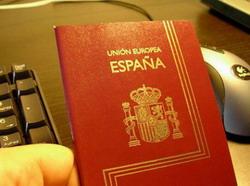 Documentación necesaria pasaporte