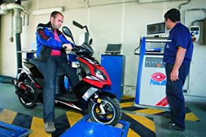 ITV motos y ciclomotores