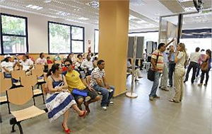 Cita previa extranjer a nie y permiso residencia for Oficina correos granada