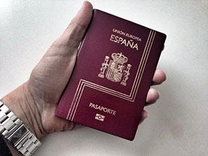 Tasas obtener pasaporte